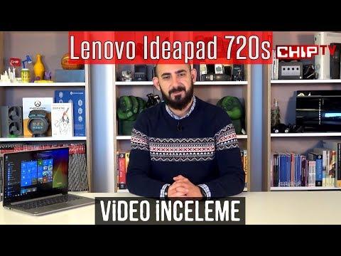 Lenovo Ideapad 720s İncelemesi - Kompakt Dizüstü PC