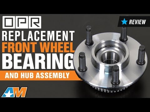 1994-2004 Mustang Replacement Front Wheel Bearing and Hub Assembly w/ ABS Ring Review
