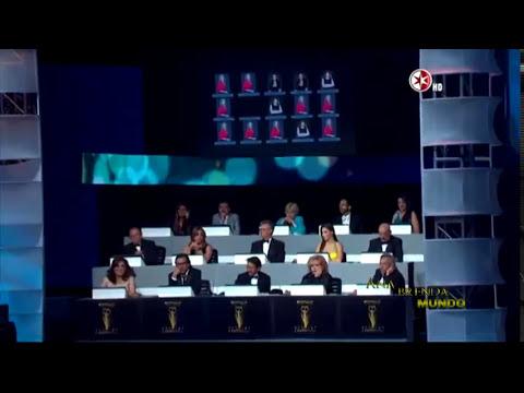 Ana Brenda - Premios TV y Novelas 2014