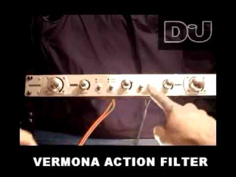 DJmag Vermona Action Filter Review