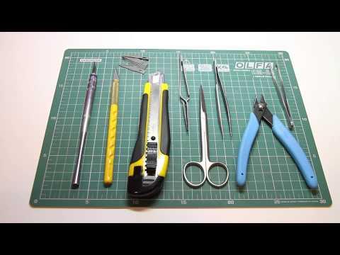 Инструменты для моделизма