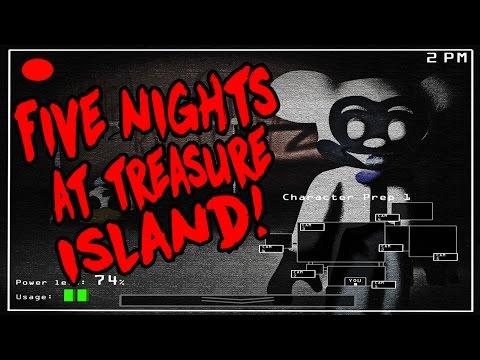 Five Nights At Treasure Island: Insane Disney Horror Game! video