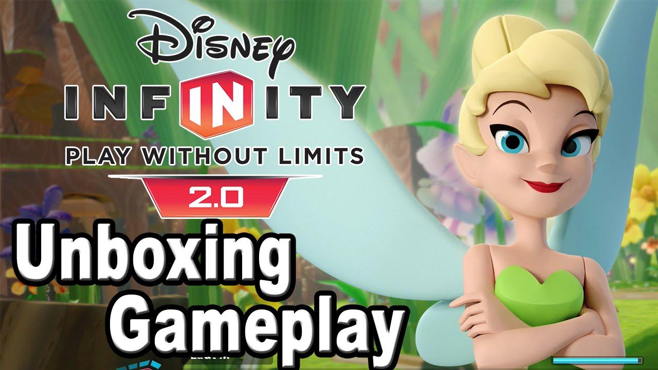 Disney Infinity 2.0 Peter Pan Disney Infinity 2.0 Unboxing