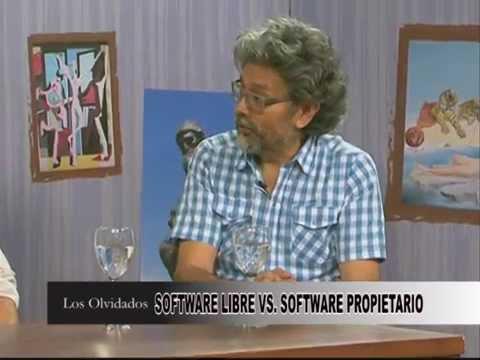 131°LOS OLVIDADOS TV. 22 10.Software Libre.Capital. rock