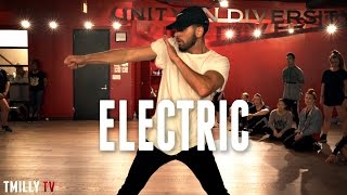 Alina Baraz Electric Ft Khalid Choreography By Jake Kodish Tmillytv