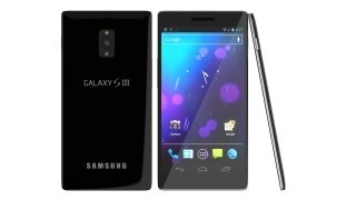 New Samsung Galaxy S3 Concept & Features Cool New Design Smartphones!