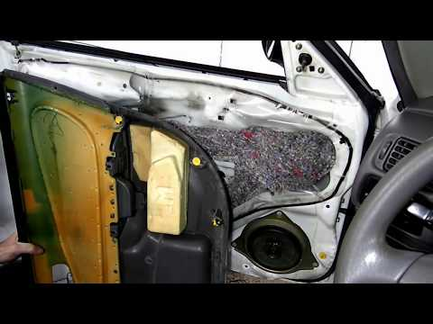 Diy how to replace install window motor and regulator 2001 for 2001 corolla window motor replacement