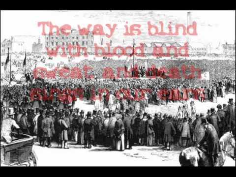 Chumbawamba - Chartist Anthem