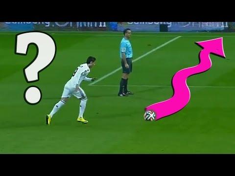 НАКЛБОЛ эффект. Секрет Роналду | Knuckleball effect. Ronaldo secret