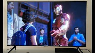 2020 Samsung TU8000 Crystal UHD 4K TV Review