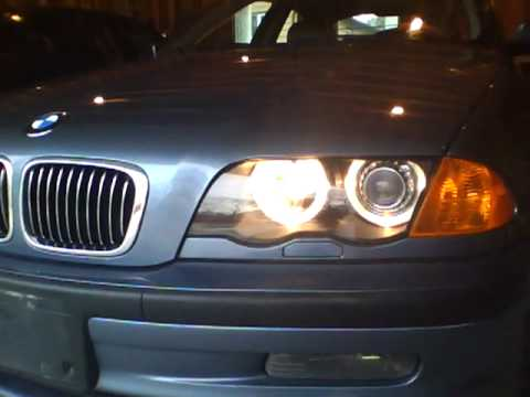1999 BMW 328i E46 walkaround. interior. startup and rev
