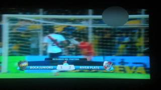 Resumen Completo| River Plate 2 vs Boca Juniors1. 1/2/2014