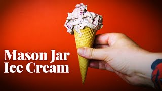 Easy Homemade Ice Cream With Just 4 Ingredients | Chowhound at Home