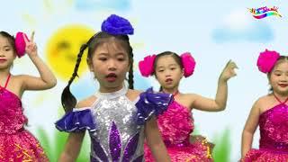 Con Heo Đất Remix ♫ Nhạc Thiếu Nhi Vui Nhộn Sôi Động ♫ MV Ca Nhac Thieu Nhi Bé Hà Mi