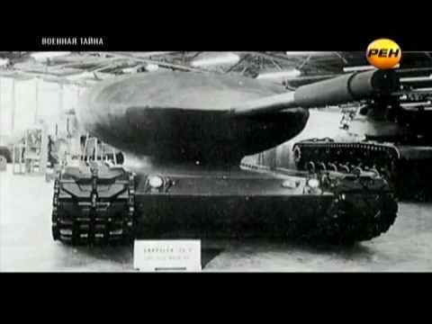 Танки Object 279, Chrysler TV-8, Churchill Crocodile, KT T-60