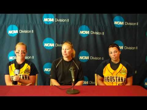 Softball - Kutztown (Pa.) postgame news conference