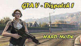 Bonita Nerobos Kantor Polisi - Grand Theft Auto V : Dispatch I (Hard)
