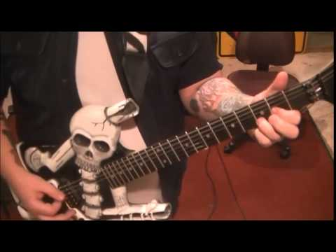 How To Play The Ultimate Sin By Ozzy Osbourne On Guitar By Mike Gross(rockinguitarlessons) video