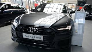 2019 New Audi A6 Avant Exterior and Interior