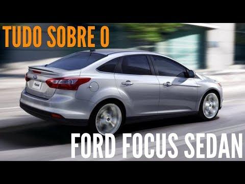 Ford Focus 2014 Sedan Titanium - Apresentação - BlogAuto