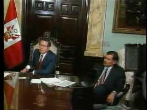 90 Segundos (20/11/2000) - Renuncia de Alberto Fujimori