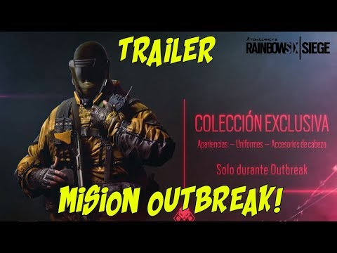 TRAILER MISSION OUTBREAK RAINBOW SIX SIEGE | OPERATION CHIMERA | ESPAÑOL | DLC
