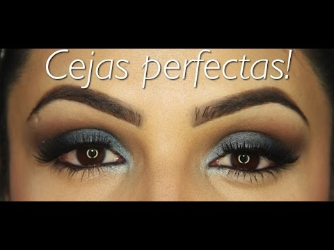 Cejas Perfectas......como arreglar las cejas