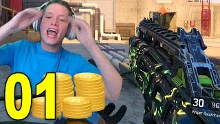 Black Ops 3 Money Wagers! - Part 1 - This is Different (UMG Wager Matches)