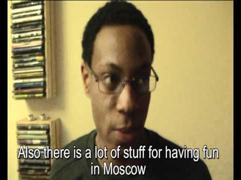 Американцы говорят о России/American students speak about Russia