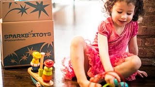 Subscription Service for Parents: Spark Box Toy Review