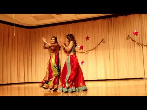 Bollywood Dance | Dola Re Badi Mushkil Mera Piya Ghar Aaya and...