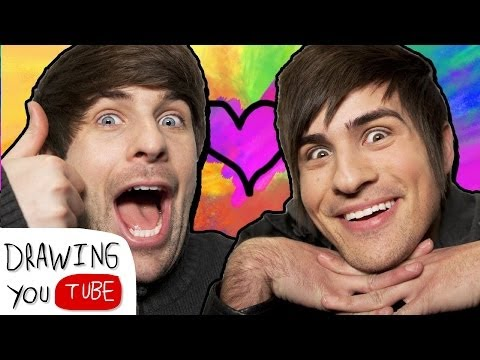Drawing YouTube - Smosh