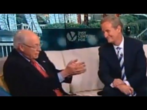 Dick Cheney Gets Awkward On Fox & Friends Over NSA Spying