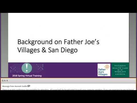 Spring Virtual Training 2018: San Diego Hep A Outbreak-An HCH's Involvement in Disaster Response