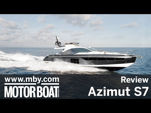 Triple-Engined 2,400hp Azimut S7 | Review | Motor Boat & Yachting