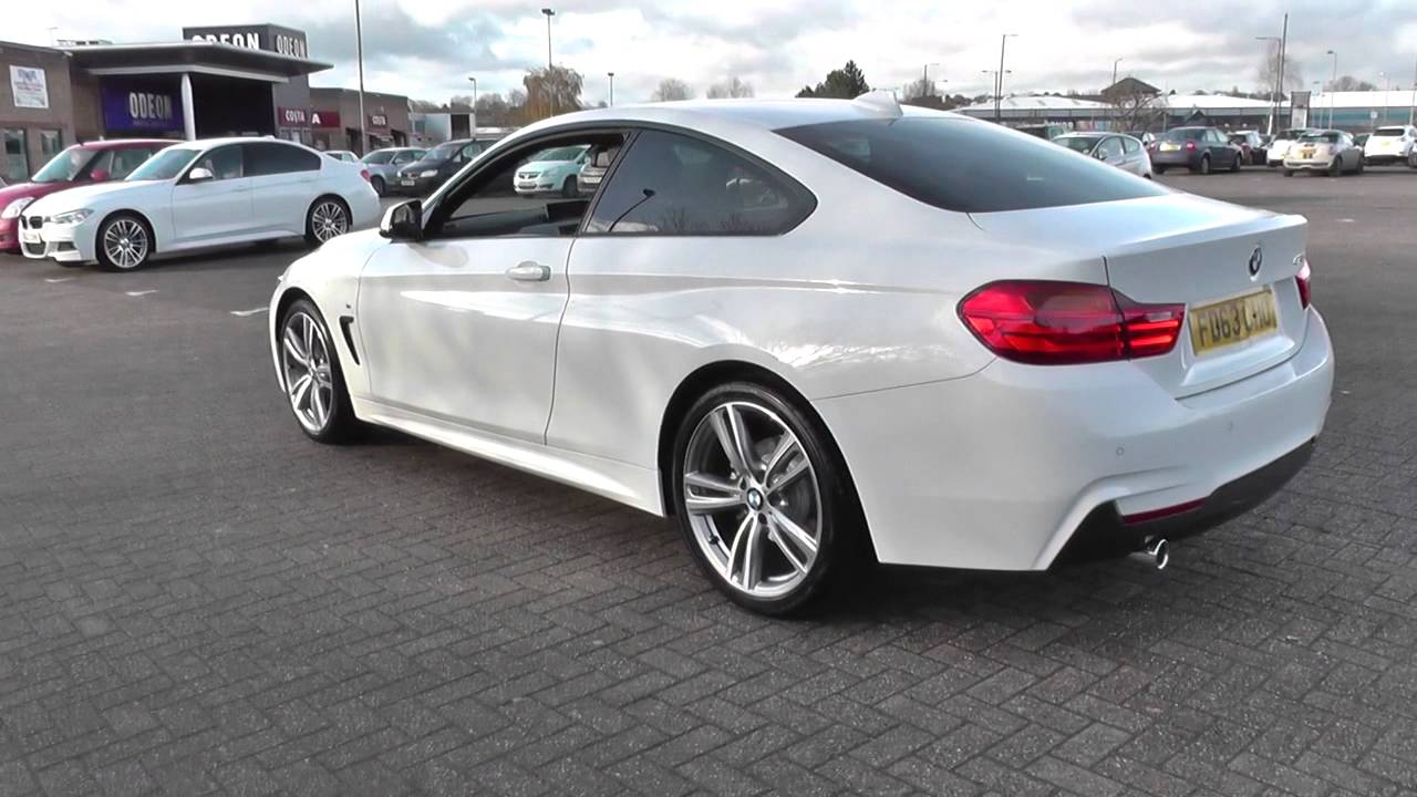 bmw 4 series 420d m sport 2dr u18194 youtube. Black Bedroom Furniture Sets. Home Design Ideas