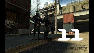Half-Life 2 | SMOD - CSS SCI-FI 3 : HARDWIRED | 11