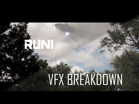 Run!- VFX breakdown