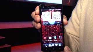The ultra-powerful HTC Droid DNA