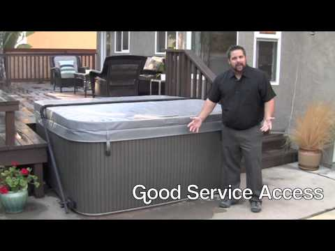How to choose your hot tub foundation youtube - How to choose a hot tub ...