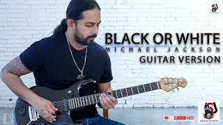Black or White | Guitar Version | Suran Jayasinghe