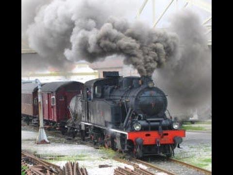 Alemania-Trenes todos los Tiempos-Producciones Vicari.(Juan Franco Lazzarini)