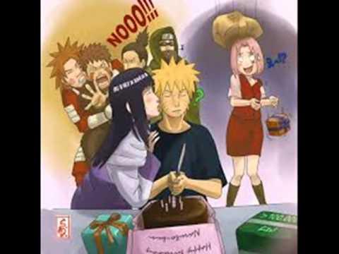 Hinata kiss Naruto