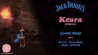 [La2] JD - Castle Siege 07/10/18
