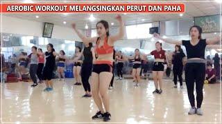 download lagu Full Senam Aerobic Melangsingkan Perut Dan Paha Membakar Lemak gratis