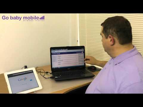 3G Broadband Dongle MiFi