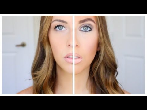 How NOT to Wear Makeup ♡ My Tips & Tricks   Courtney Lundquist