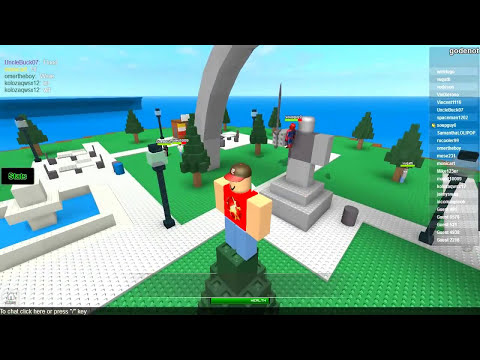 ROBLOX - NATURAL DISASTER SURVIVAL ( DESASTRES NATURAIS )