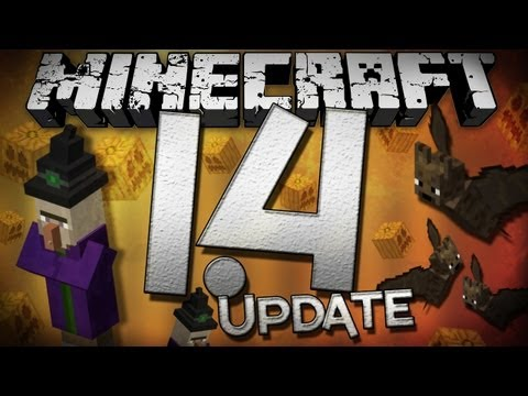 Minecraft: 1.4 Update - The Pretty Scary Update - Happy Halloween!