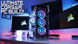 EPIC $4500 I7-8700K / MSI TRIO 1080 TI SLI PC Build (Time Lapse)